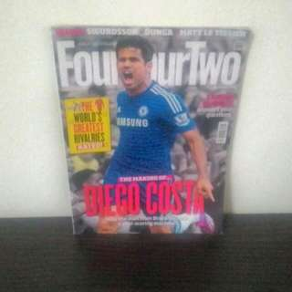 FOOTBALL FourFourTwo December 2014