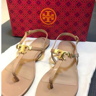 Tory Burch Sandal Calf Leather