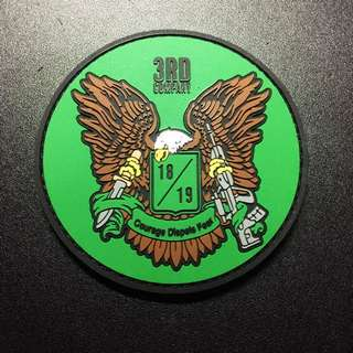 Eagles Velcro morale patches