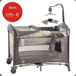 Babycenter BABY CRIB * sleep & play