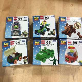 Tomica toy story 1