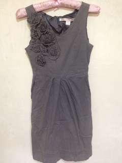 F&H gray dress