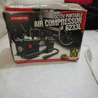 Compressor portable