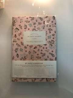 Daily schedule book artbox