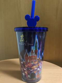 Disney cold drink mug