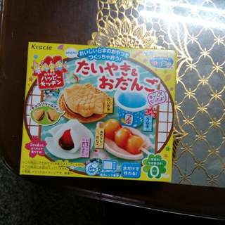 知育果子 鯛魚燒款