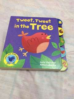 Early Bird Board Book