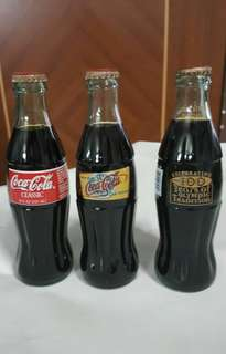 Coke Bottles Collectable