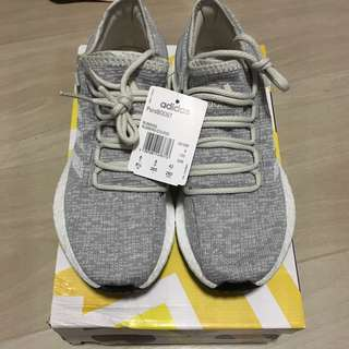 Adidas pure boost  grey color NEW