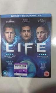 🚚 Life bluray movie
