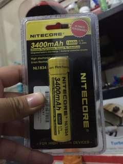 battery nitecore