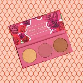 Colourpop Fem Rosa Her Face Palette