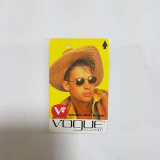 MRT Card - Vogue