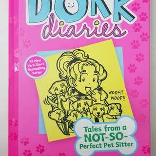 Dork Diaries (Hardcover Brand New!)