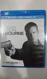 🚚 Jason Bourne bluray movie