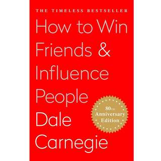 [EBOOK] How To Win Friends and Influence People - Dale Carnegie