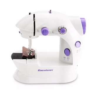 Mini Portable Sewing Machine Home Mesin Jahit