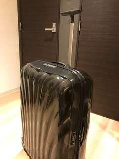 Samsonite 28吋 75cm 行李箱 喼 購自 2018年