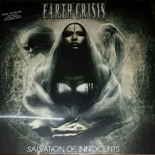 Earth Crisis ‎– Salvation Of Innocents - Vinyl Record LP - Sealed, Mint