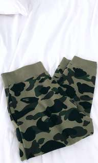 BAPE brand new pants