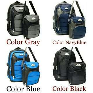 Backpacks & Sling bag