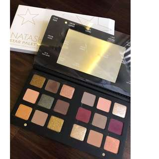 NATASHA DENONA star palette  used once P9,630 IN SEPHORA