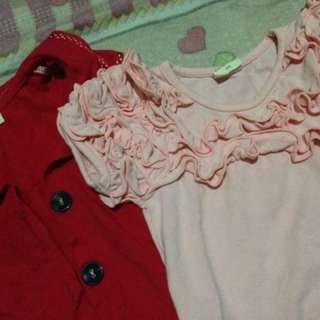 Top bundle for baby girl