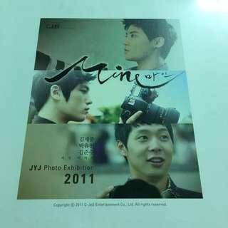 JYJ Photo Exhibition 2011 (Mine)
