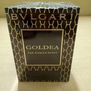 Parfume bvlgari goldea