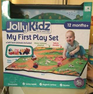 Jolly Kidz My First Play Set