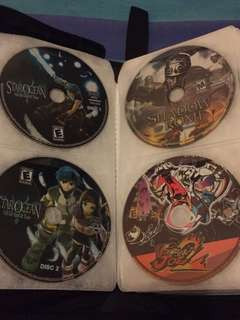 PS2 Games Mega Collection