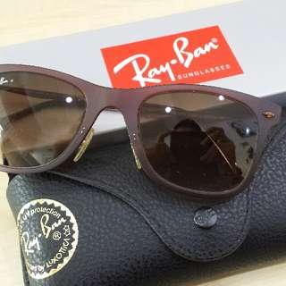 Rayban Gradient B15 Sunglass