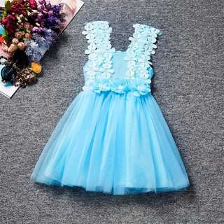 Baby Girl Princess Dress in Tulle