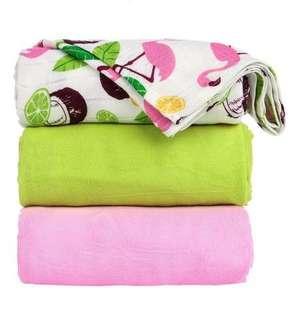 Coco Flamingo - Tula Baby Blanket