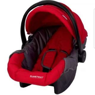 Sweetheart Baby Car Seat