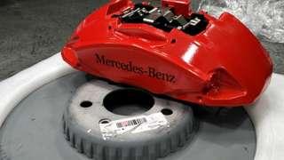Mercedes Benz Brake kit