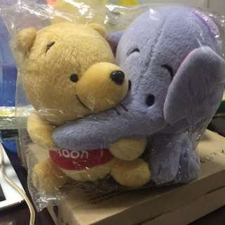 soft Toy winnie the pooh