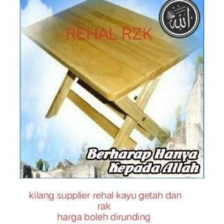 Rehal kayu getah