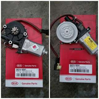 Naza Citra Power Window Motor