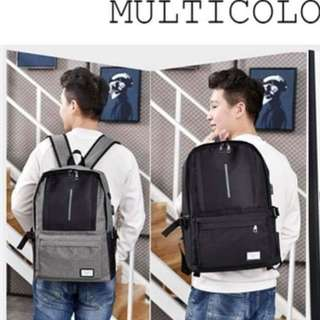 KOREAN MENS BACKPACK