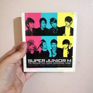Super Junior-M Perfection Repackaged Album