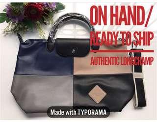 Brand New Longchamp Medium short handle