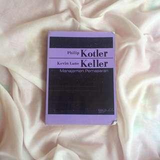 Buku manajemen pemasaran (phillip kotler)
