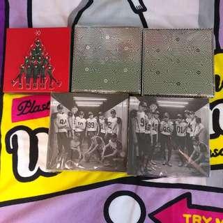 EXO 專輯 CD 淨專