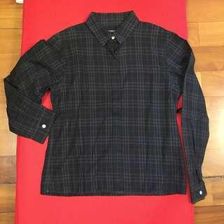 Burberry shirt格仔裇衫