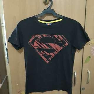 DC comics superman tees