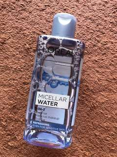 L'oreal - Micellar Water (Blue)