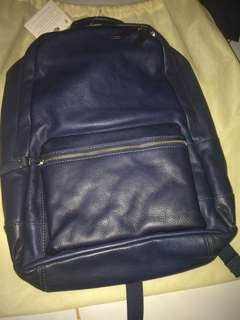 Fossil backpack estate navy