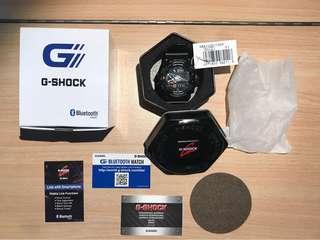 Casio g-shock g'mix 黑銀
