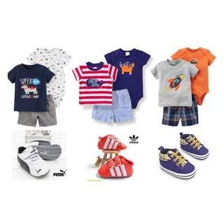 Carter Boy 3pc Outfit Set